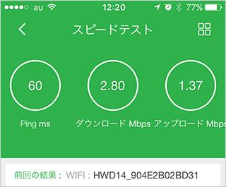 WiMAX 2+測定