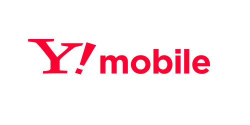 Y!mobile(ワイモバイル)のロゴ