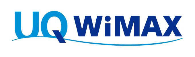 UQWiMAX(ユーキューワイマックス)のロゴ