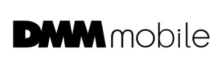 DMMモバイル、コンテンツロゴ