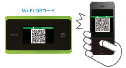wx06,qrコード,新機能,spec,簡単,接続,wifi,wimax